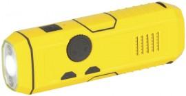 Emergency 4 in 1 Dynamo Torch Radio USB Charger