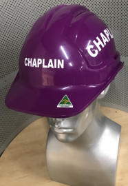 CHAPLAIN Safety Helmet