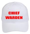 Warden White - Chief, Dept, Fire, IC